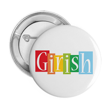 Custom Button (Pin-Button) > Girish colors