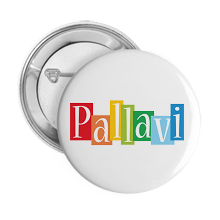 Custom Button (Pin-Button) > Pallavi colors