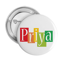 Custom Button (Pin-Button) > Priya colors